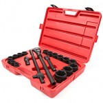 TEKTON-4899-34-Drive-Impact-Socket-Set-SAE-Cr-V-21-Piece-0-0