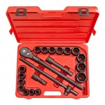 TEKTON-4899-34-Drive-Impact-Socket-Set-SAE-Cr-V-21-Piece-0
