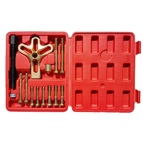 TruBuilt-1-Automotive-13pc-Professional-Universal-Harmonic-Balancer-Pulley-Damper-and-Gear-Puller-Tool-in-Carrying-Case-0-0