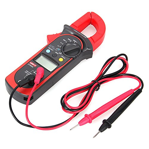Uni-Trend-Uni-t-UT202A-Auto-Ranging-ACDC-Voltmeter-and-AC-600-AMPS-Meter-AutoManual-Range-Digital-Handheld-Clamp-Meter-Multimeter-AC-DC-Test-Tool-0-0