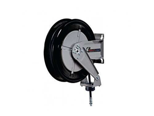 Wolflube-Automatic-Hose-Reel-without-Hose-for-Grease-0